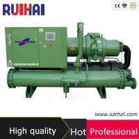 China Milk Processing Water Cooled Screw Chiller (-5 degree) wholesale