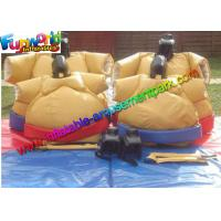Buy cheap cary funny inflatable sports games sumo wrestling suits with
