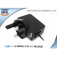 China 5V 2000mA 3 UK Prong AC To DC Power Adapter , Medical Power Adapter Different Sizes wholesale