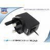 China 5V 2000mA AC DC Power Adapter 3 UK Prong Plug For Medical Machine wholesale