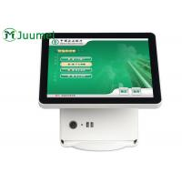 Quality Electronic Queue Management System / Intelligent Queue Ticket Machine for sale