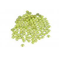 China Loose Stud Hotfix Dome Studs High Color Accuracy Environmentally Friendly wholesale