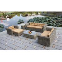 China Outdoor rattan modular sofa --9227 wholesale