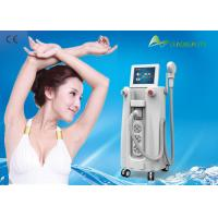 Permanent Hair Removal For Women / Men , 1 - 10 HZ Frequency Body Hair