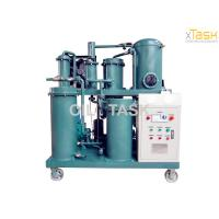 China PLC Full Automatic Vacuum Lube Oil Purification Machine Series TYA-A wholesale