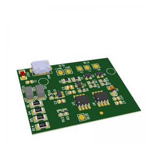 China Single Board USB Charging 220V 1W Night Light PCB wholesale