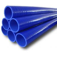 China Coolant Straight Silicone Rubber Tube High Pressure , Silicone Hose Pipe wholesale