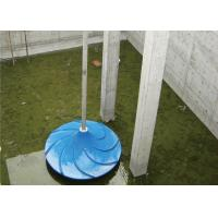 Buy cheap Low Speed Sewage Treatment Equipment Sewage Hyperboloid Mixer for Anoxic Tank product
