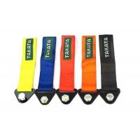 Quality Security Retractable Tow Strap Hooks Durable With CNC Machined And Coated for sale