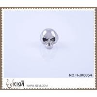 China 2012 new fashion 316l Stainless Steel Death's - Head Ring H-JK0054 with factory price wholesale