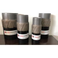 China Core Drilling Tools / Diamond Reaming Shells , Surface Set And Impregnated wholesale