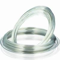 Silver Electrical Cable : Agsno silver electrical wire tin alloy coils for
