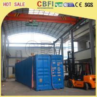China Second Hand Freezer Shipping Containers Cold Room For Fruits , Meat , Ice Storage wholesale