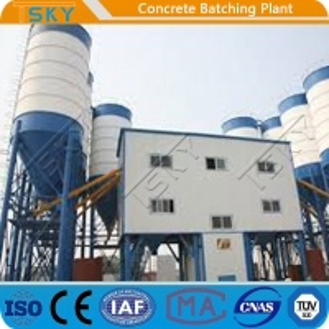 China HLS240 Large Capacity TSKY MS4000 Concrete Mixing Plant wholesale