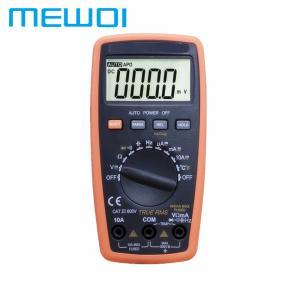 China MEWOI81D 3 3/4 Digital Multimeter wholesale