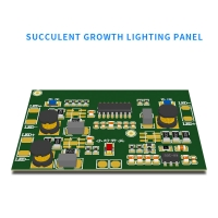 Buy cheap Foliage Plants 3000K DC 24V 1A Growth Lamp PCB Assembly from wholesalers