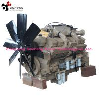 Buy cheap CCEC Turbocharged Diesel Engine Electric Start KTA38-P980 KTA38-P1000 KTA38-P1300 For Water Pump Set from wholesalers