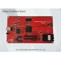 China Gakaxy UV Flatbed Inkjet Printer PCB , Red Galaxy Connection Board wholesale