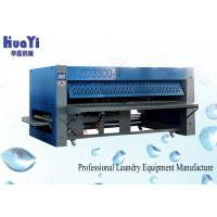 China Industrial Laundry Equipment Sheet Folder Machine / Auto Folding Machine on sale