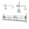 China 220V / 60 HZ / 3 Phase ZLP630 Suspended Cradle Aluminum Alloy - 6m wholesale