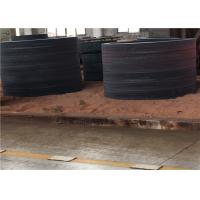 China Alloy Steel 34CrNiMo Forged Steel Rings Hot Rolled Rough Turned Q+T Heat Treatment As Requirement wholesale