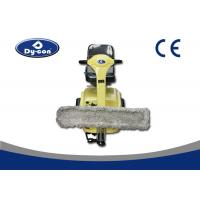 China Wireless Connection Floor Dust Cart Scooter Uniform Stress Iron Plate Mopping wholesale