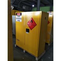 Quality 90 Gallon Dangerous Goods Storage Cabinets For Chemical Hazardous Liquid for sale