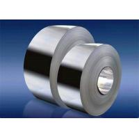 China 2B Finished Sheet Metal Coil , J1 J3 J4 201 Grade Polished Stainless Steel Strips wholesale