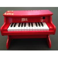 China Tablet Kids 25 Key Toy Wooden Piano Digital Pure Piano Tune AC Adaptor wholesale