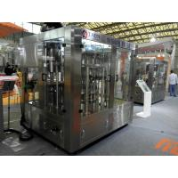 China Carbonated Drink Brewery Bottling Equipment Monoblock  Machine 1000Bph - 2000Bph wholesale
