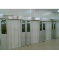 China 380v 50HZ 3P Cleanroom Air Shower For Cargo / Class 100 Clean Room wholesale