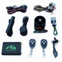 China Engine Start GPS Car Alarm Systems, Lock/Unlock by Remote wholesale