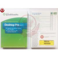 Quality English Quickbooks Financial Software Accounting Software Retail / OEM Version for sale