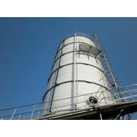 China Trough Deck Roof Bolted Steel Water Storage Tanks 30 Years Service Life wholesale