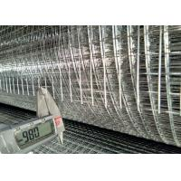 China 0.8 mm Galvanized Welded Wire Mesh Rolls For Agriculture Protection wholesale