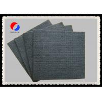 Insulation Graphite Fiber Felt , Carbon Graphite Felt For Vanadium Redox Battery