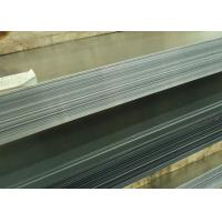 China 0.14 / 0.6mm Thick Hot Dip Galvanized Steel Sheet Zinc Coating 30 - 600g / M2 wholesale