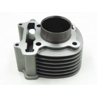 China 125cc Aluminium Cylinder Block Air Cooled With 58.5mm External Diameter wholesale