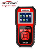 China Accurate Konnwei All Items Kw850 Portable Auto Diagnostic Machine Lifetime Free Upgrade on sale