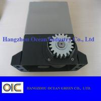 China Magnet Limit Quick Release Automatic Sliding Gate Motor With CE on sale