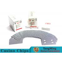 China High End Casino Playing Cards For Hotels And Clubs Casino Entertainment wholesale
