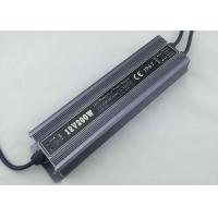 China 200W IP67 Constant Voltage LED Power Supply DC12V / DC 24V 16.6A wholesale