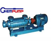 China D 6-50 Multistage High Pressure Centrifugal Pump 90~728 m Head on sale