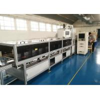 China Busbar Clamp Machine , Busway System Inspection Line For High Voltage Withstanding Testing wholesale