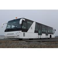 China SANHUAN Steering 77 Passenger Aero Bus With Pneumatic Suspension wholesale