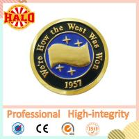 China BUY Znic Alloy Factory Custom Memorial Metal Military Coin on sale