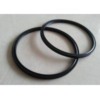 China Professional Sealing Custom Silicone Rings , Round Platinum Cured Silicone Gaskets wholesale