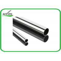 China Food Grade Sanitary Stainless Steel Tubing BA Bright Annealed Pipe For Steel Water Tanks wholesale