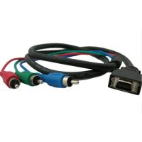 Quality SCSI Cable HPCN 14 Pin to 3RCA Male Cable for sale