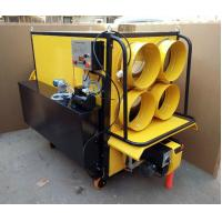 China Fully Automatic Waste Oil Heater 2000 X 980 X 1380 Mm For Warehouse / Factory wholesale